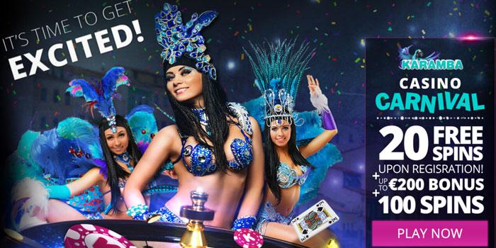 Karamba casino_20 free spins