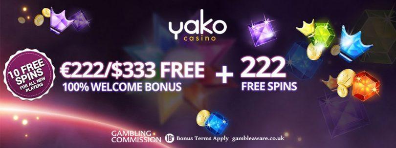 yako casino promo