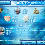 whale owinning