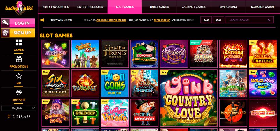 Lucky_niki_games