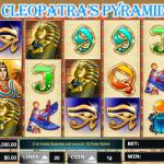 cleopatra's pyramid