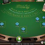 blackjack professional