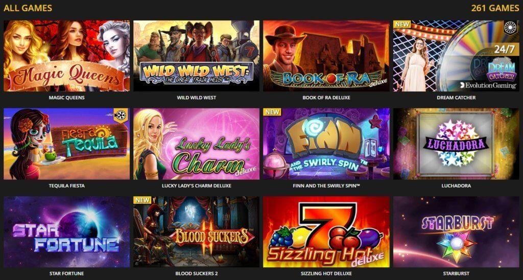 LVBet-Casino-Games