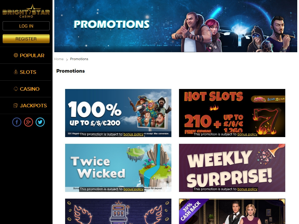 bright-star-casino-promotions