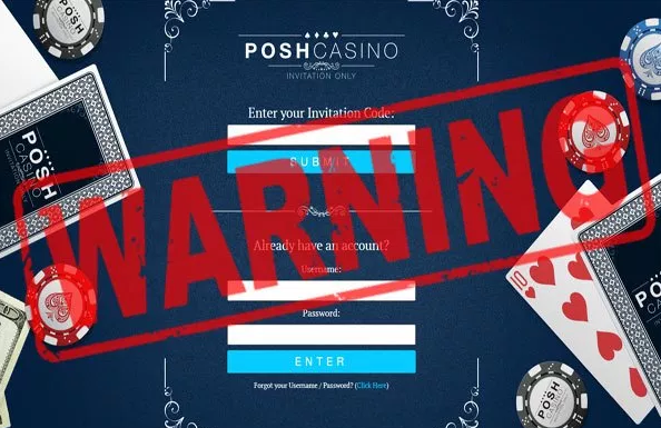 Posh casino Review